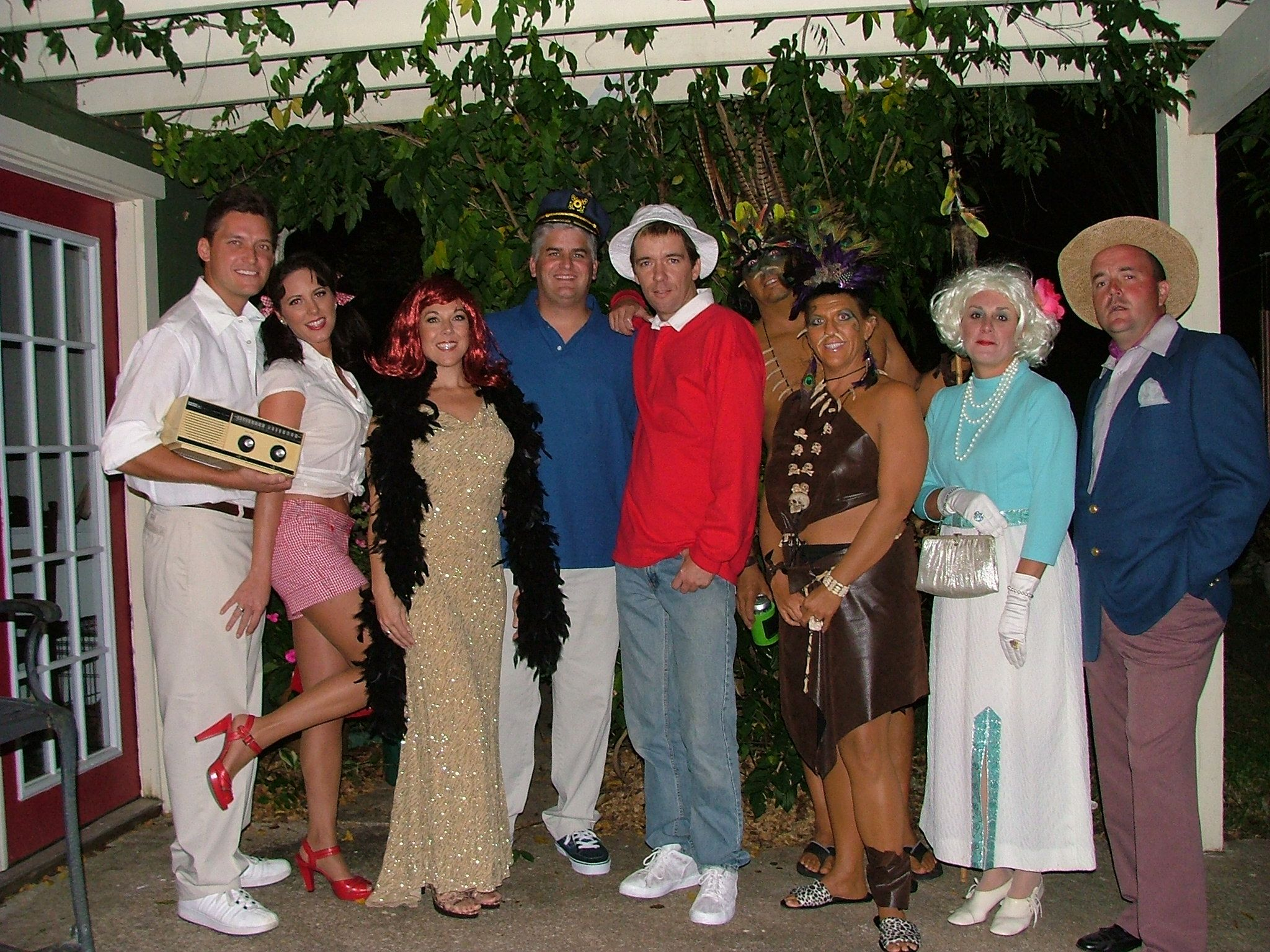Caveman Dress Up Ideas : Fun theme for a large group of friends. halloween costume ideas