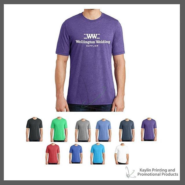 Tee Made® Tri Shirt Your Perfect Men's District Crew Custom T With XTwxq0Fd