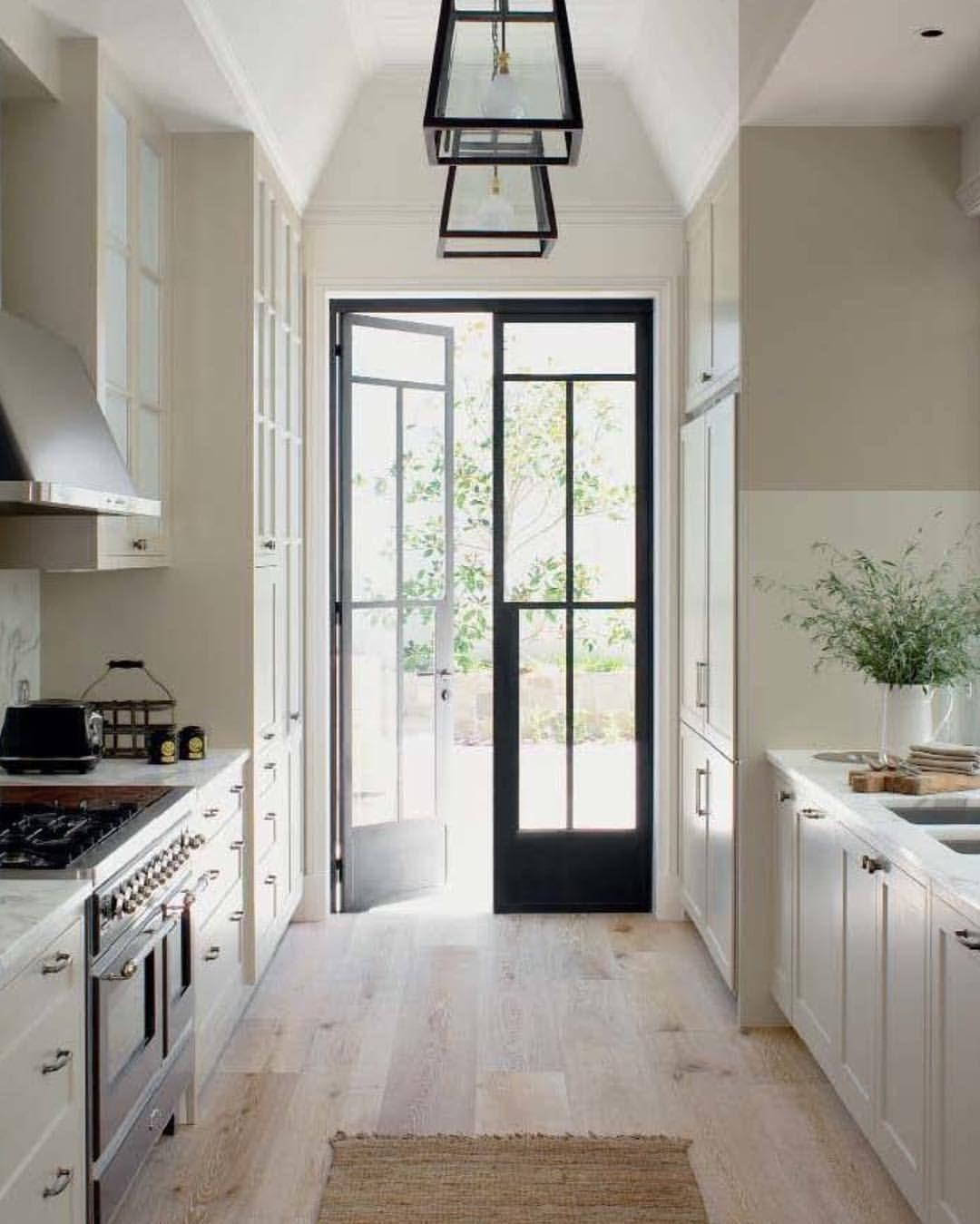 Those doors!! via: Woodstock Industries // xo, @annekemcconnell ...