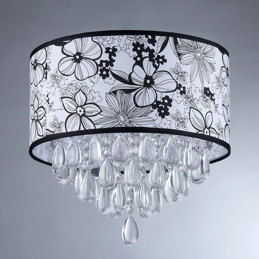 Flower Shade Crystal Chandelier Com Ping Great Deals On Warehouse Of Tiffany