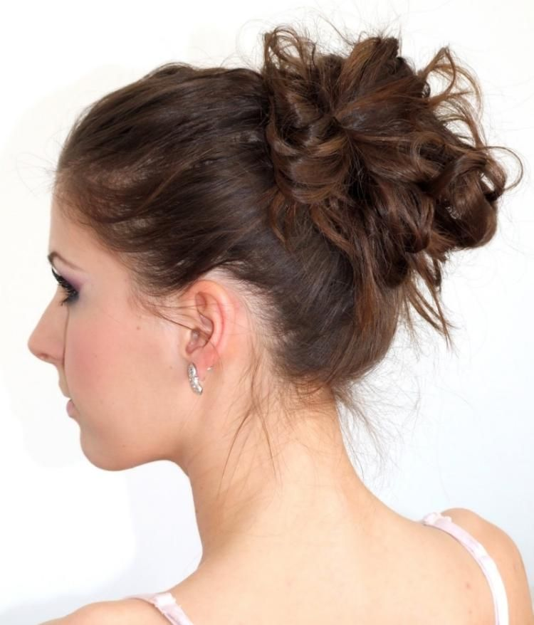 Coiffure facile à faire en 50 idées cheveux longs et milongs