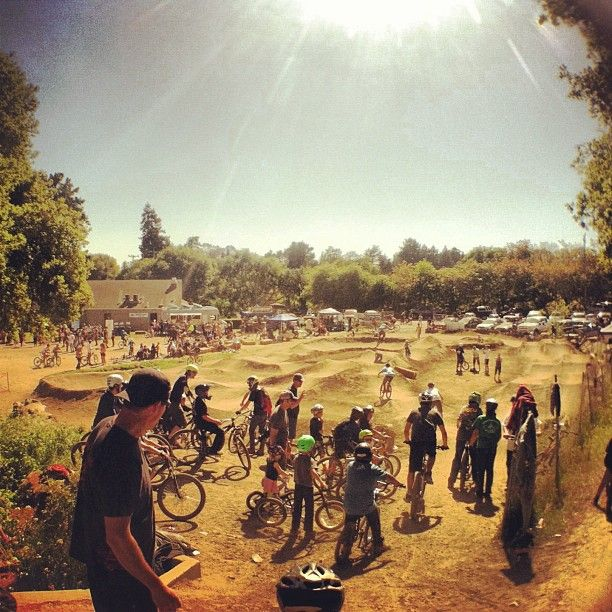 Epic festival! Thank you for a great weekend. #mbosc #epicentercycling #cycling #sclife #santacruz #aptospumptrack