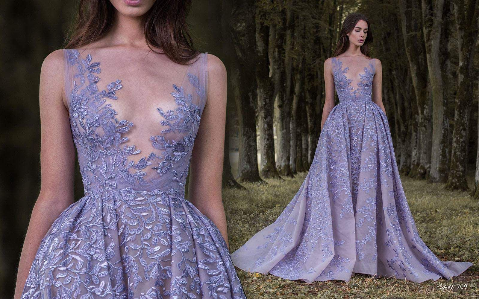 Pin on Beautiful Floral & Colored Wedding Dresses.