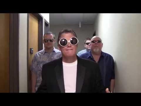 Jesus Praisin' Pastor Man! - A Psy Gentleman Parody - Church in The Colony - The River!