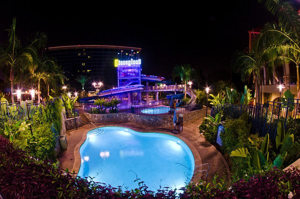 On Site Hotels At Disneyland