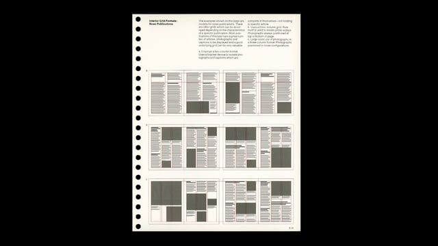 The NASA Graphics Standards Manual: Designed in 1974 by Danne & Blackburn. Rescinded in 1992. Reissued exclusively on Kickstarter.  https://www.kickstarter.com/projects/thestandardsmanual/1349593857?token=9209c9a3