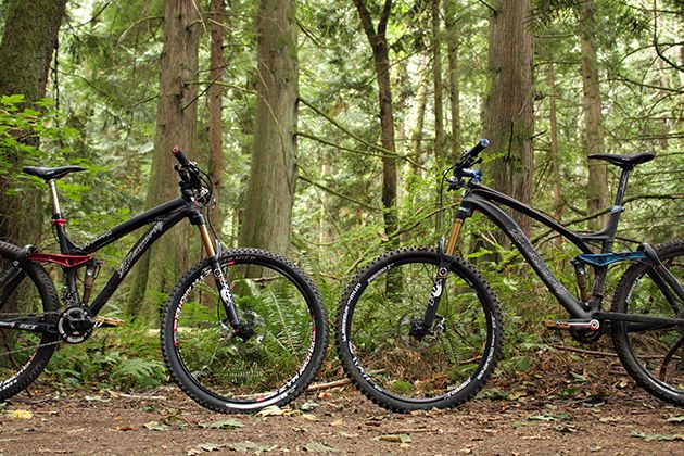 Ellsworth Epiphany Review Bike Magazine Mountain Biking Bike