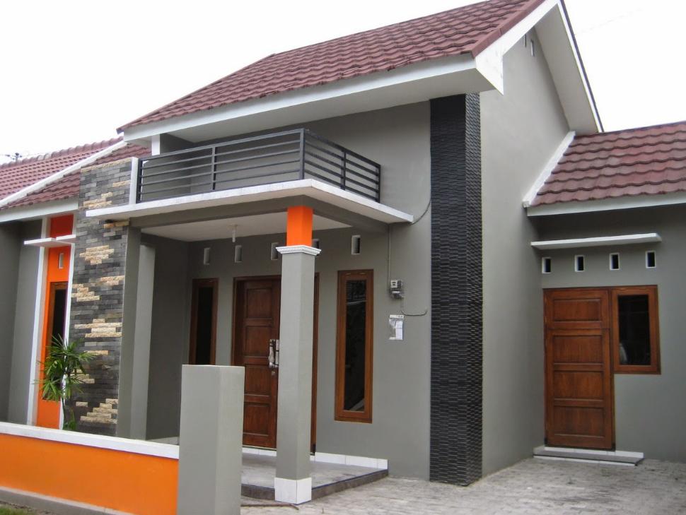 Kombinasi Warna Cat Abu Abu Tampak Depan Rumah Minimalis | Eksterior Rumah  Modern, Desain Eksterior Rumah, Rumah Minimalis