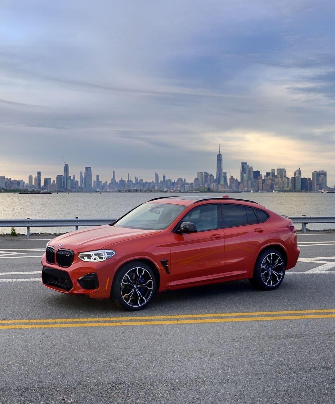Bmw X4 M: When The Road Is Calling Your Name. The First-ever BMW X4