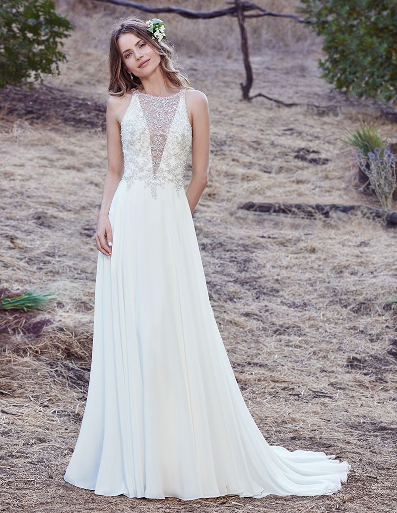 Wedding Dresses Perfect for Tall/Athletic Body Types