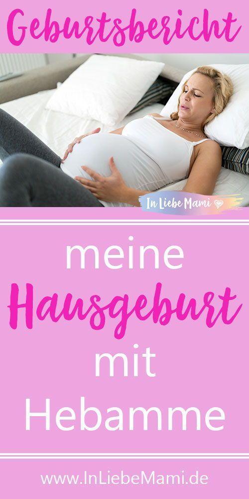 GEBURTSBERICHT: Meine Hausgeburt mit Hebamme: Sich für eine Hausgeburt zu entscheiden, braucht Mut. Lies diesen Erfahrungsbericht zu einer Hausgeburt, die von einer Hebamme begleitet wurde. #Geburtsbericht #Schwanger #Schwangerschaft