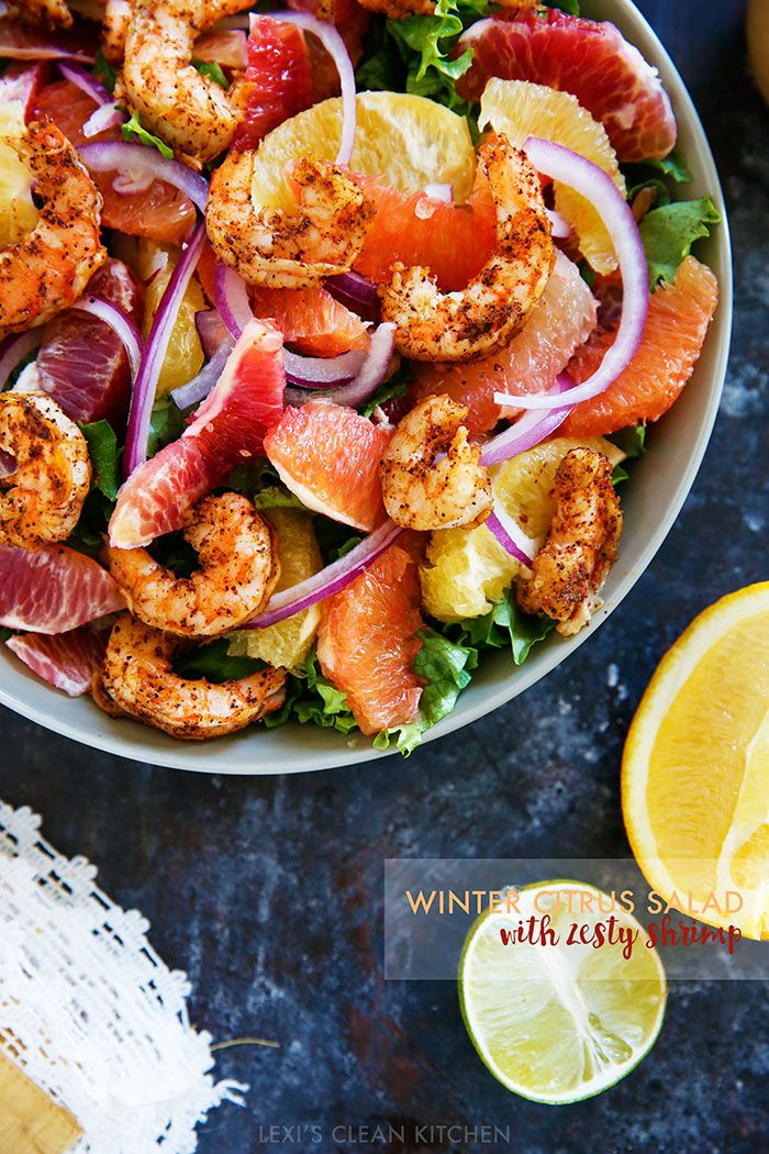12 Fast and Easy Shrimp Recipes To Impress With This Week #easyshrimprecipes