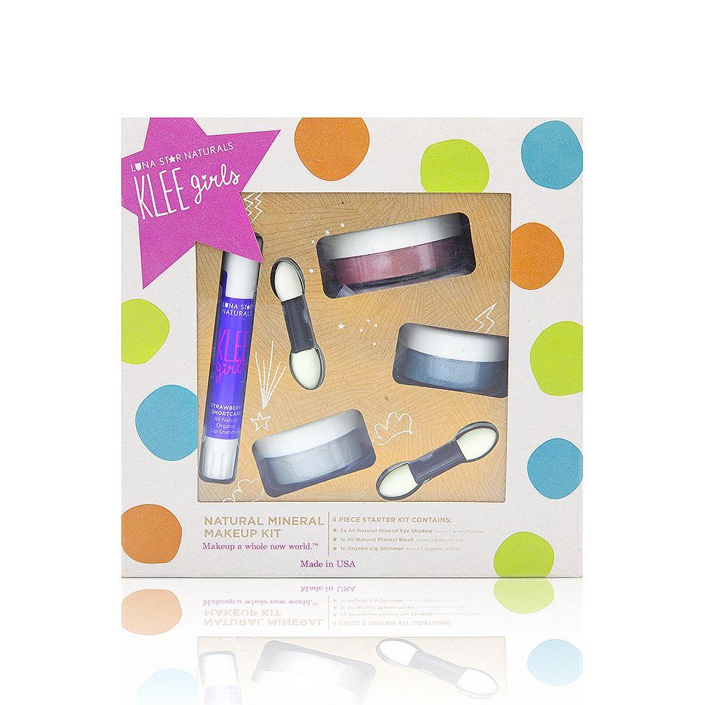 Shining Through Klee Girls Natural Mineral Makeup 4