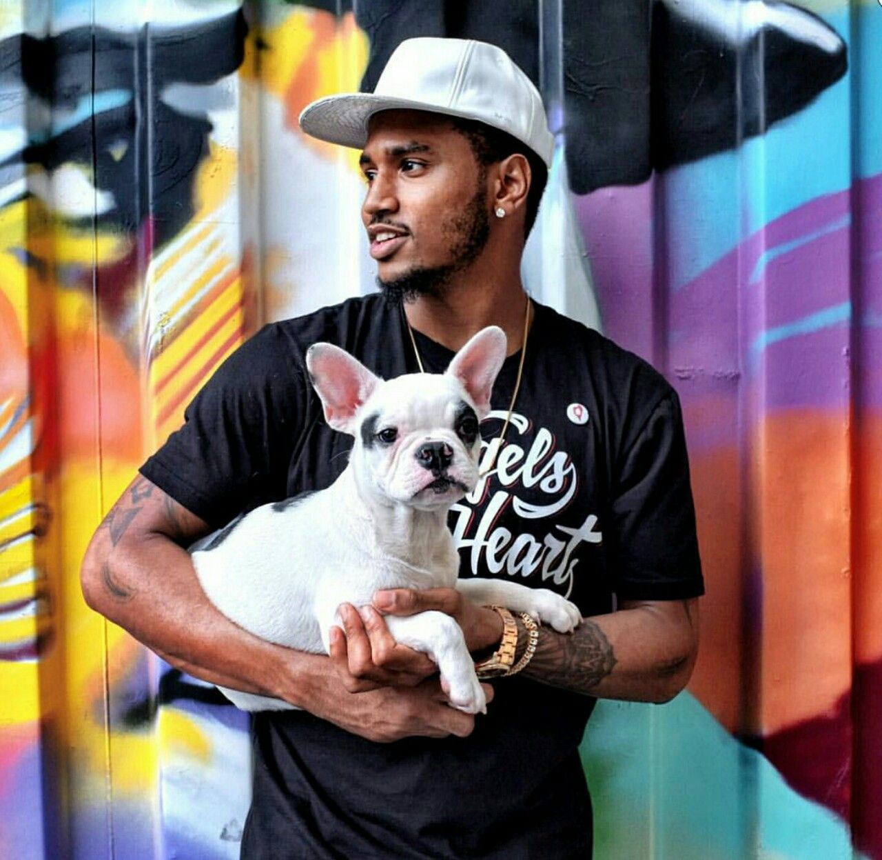 Tremaine | Crazy dog lady. Trey songs. Dogs