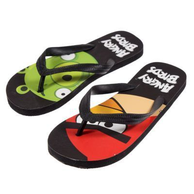 Angry Birds Boys Mule Slippers Angry Birds OB
