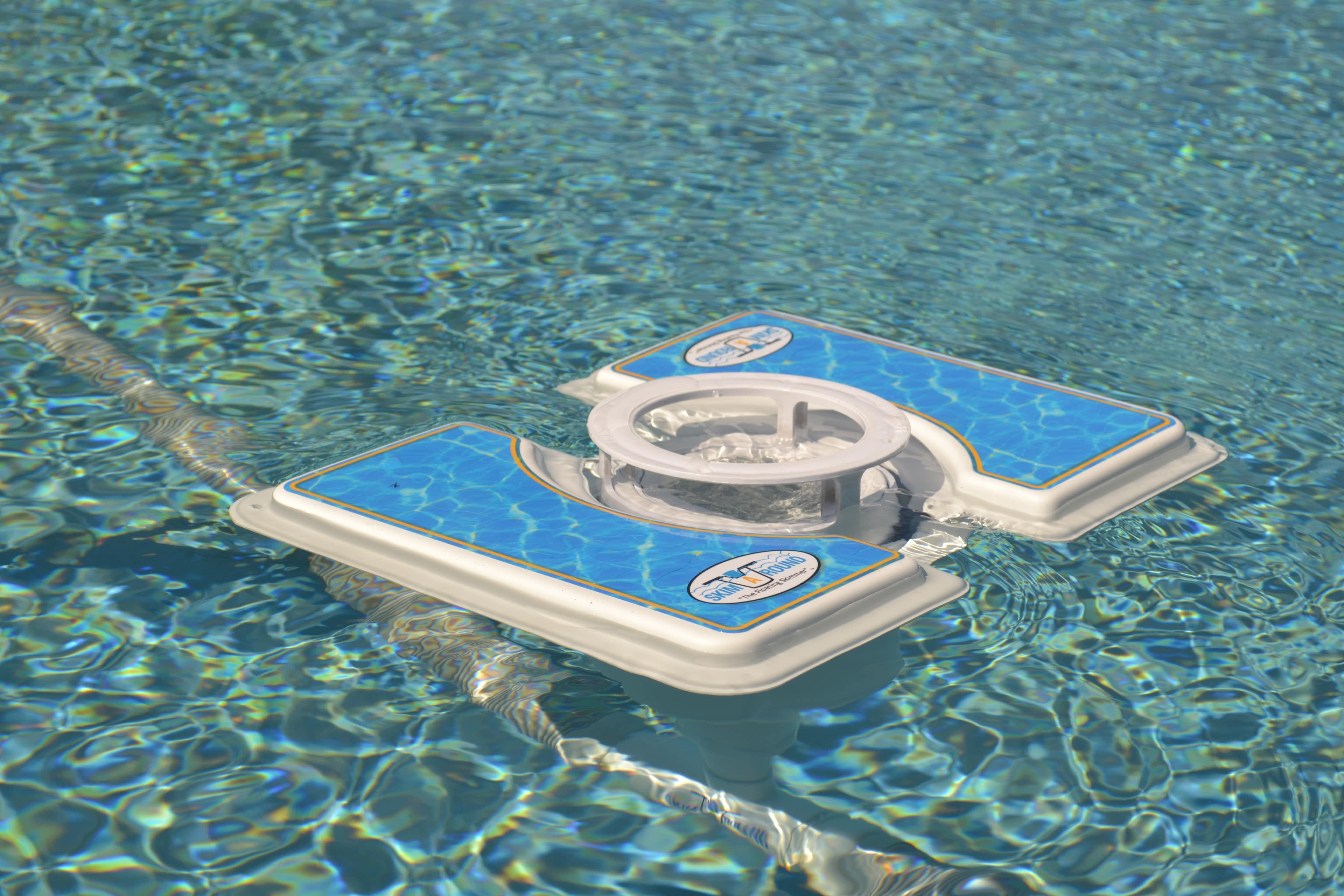 SkimARound The Ultimate Pool Skimmer SkimARound