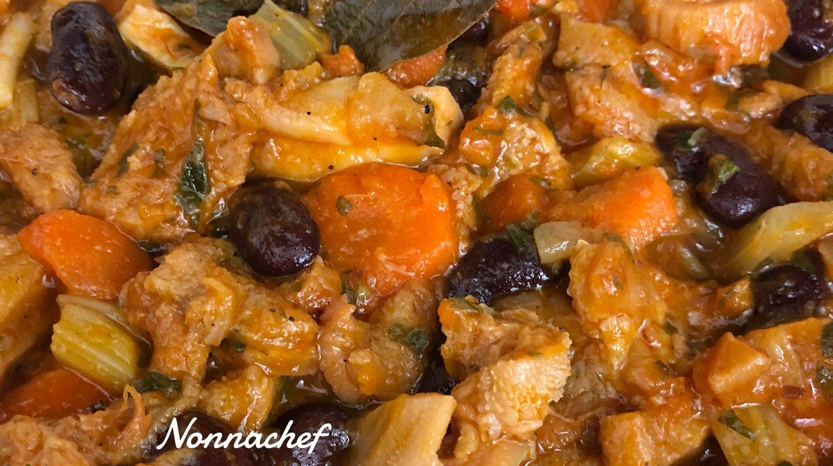 Cucina Povera Salad Tripe Typical Dish Of Italian Popular Cuisine Also Called
