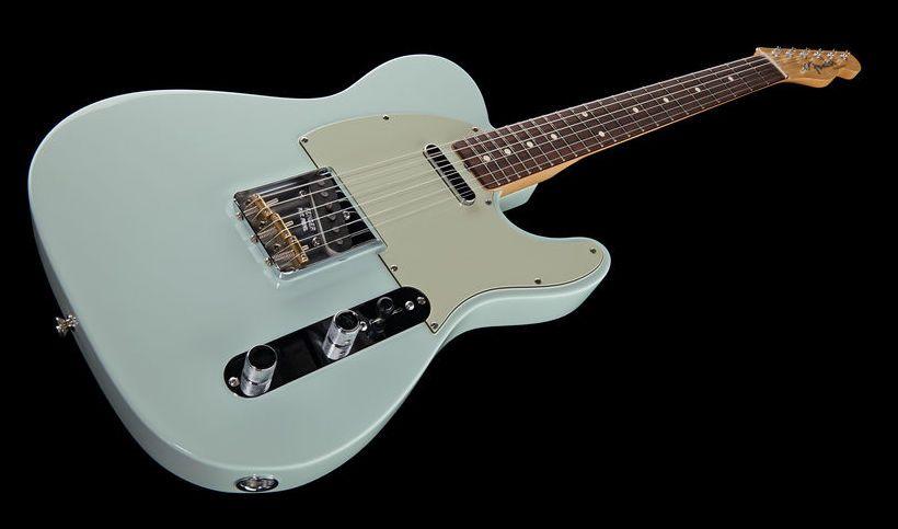 fender classic player baja 60 39 s telecaster rw faded sonic blue thomann france musique et guitare. Black Bedroom Furniture Sets. Home Design Ideas