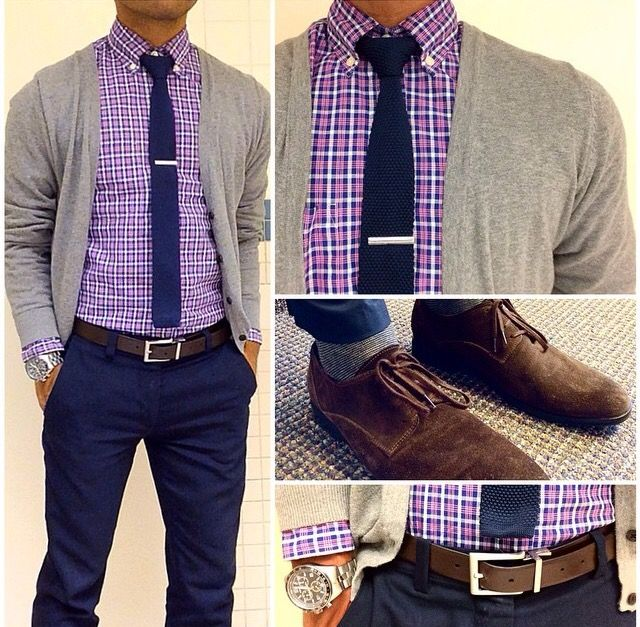 Rule Of Thumb Business Casual Men Mens Outfits Mens Fashion