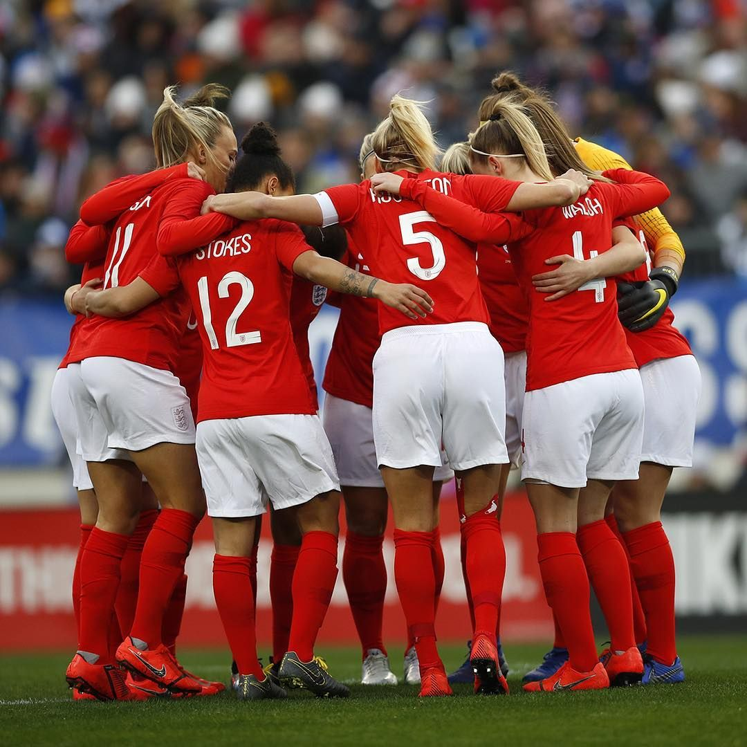 Congratulations Lionesses Shebelievescup 2019 Winners See You In France Football Girls Womens Football Womens Soccer