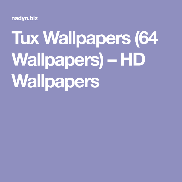 Tux Wallpapers (64 Wallpapers) – HD Wallpapers | Linux