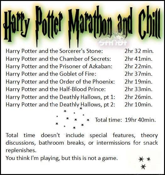 Pin By Nj On 3 Harry Potter Marathon Harry Potter Universal Harry Potter Movies