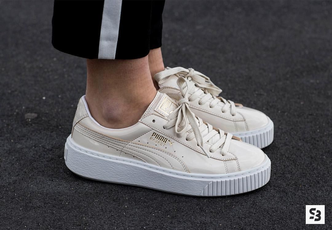 Puma basket line Court Platform | Shoes, Sneakers, Platform