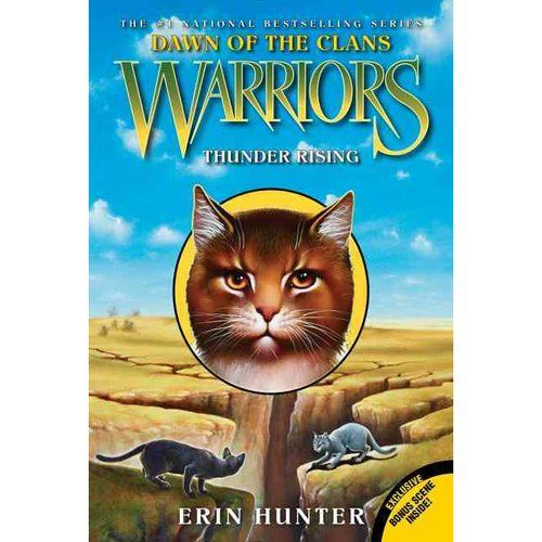 Warriors Erin Hunter Books In Order: Warriors: Dawn Of The Clans #2: Thunder Rising