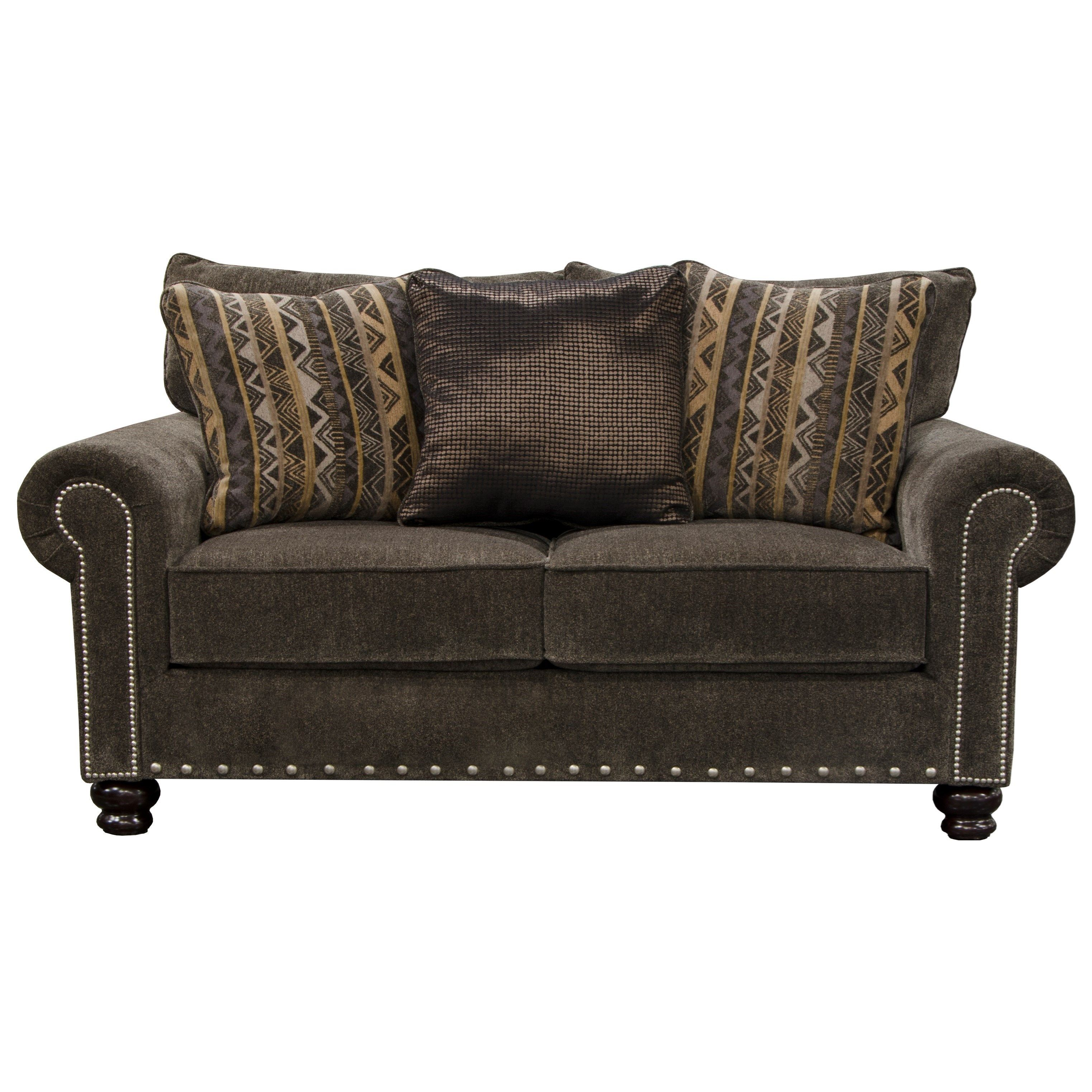 Jackson Furniture Avery Chair and 1 2 in Tiger s Eye 3261 01