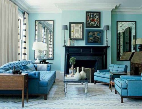 Warna Cat Ruang Tamu yang Bagus