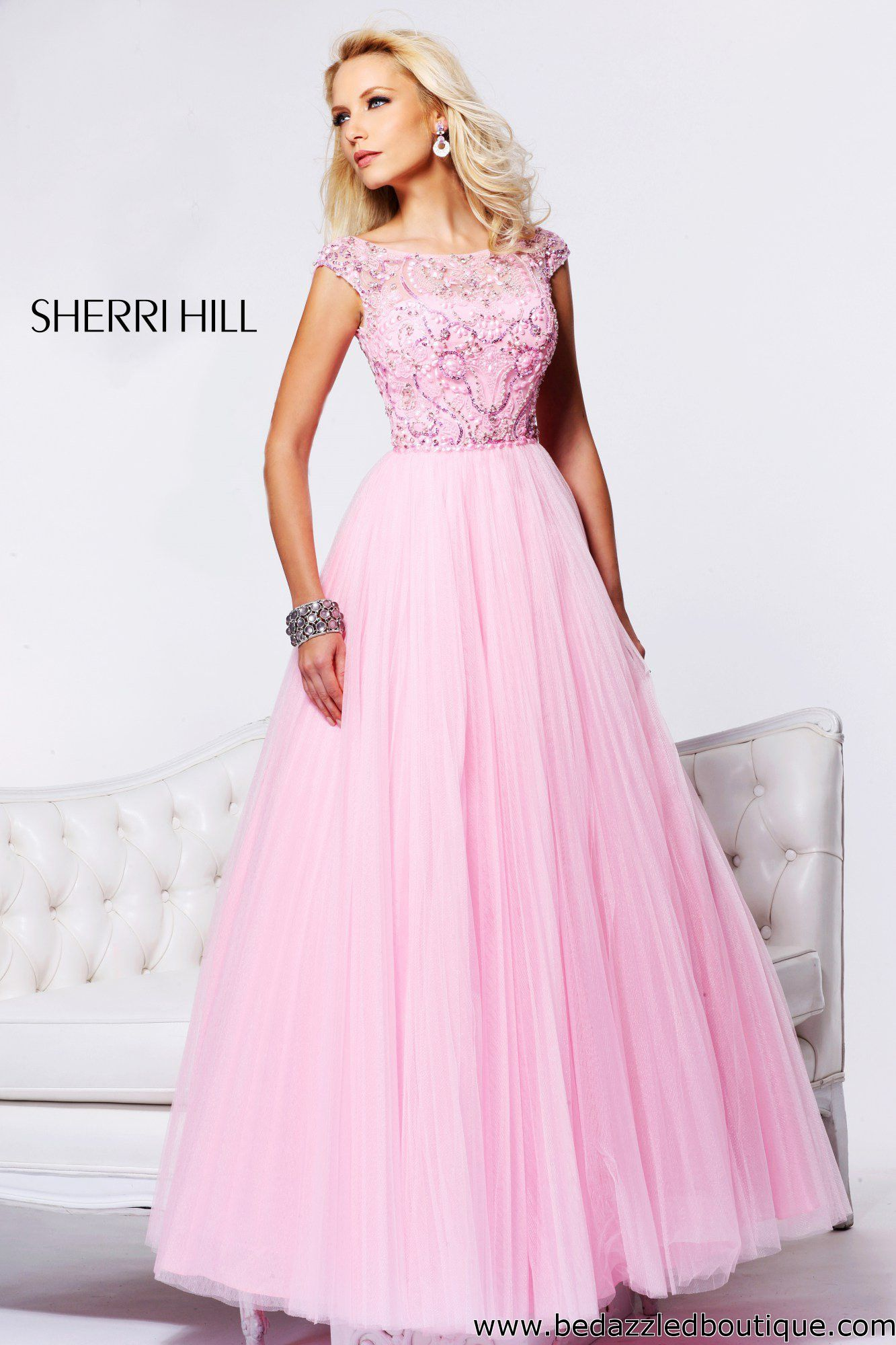 Sherri Hill 21151 | Wedding dresses | Pinterest | Baile de ...
