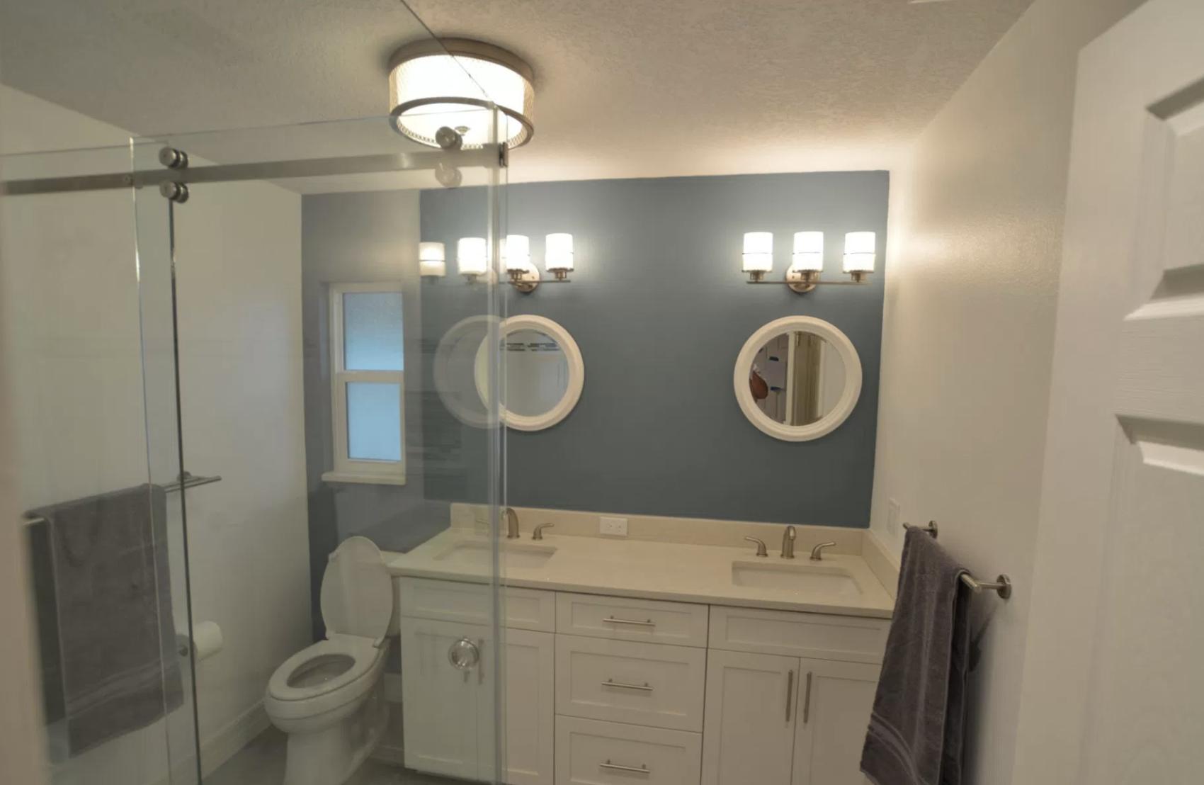 Love This Simple But Elegant Bathroom Remodel By Jamco Unlimited In - Tremain bathroom remodeling