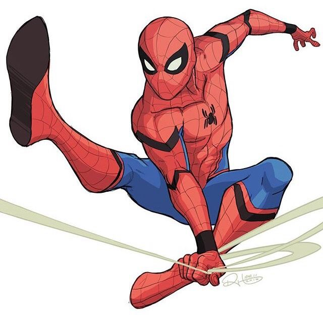 Captain America Civil War Spider Man