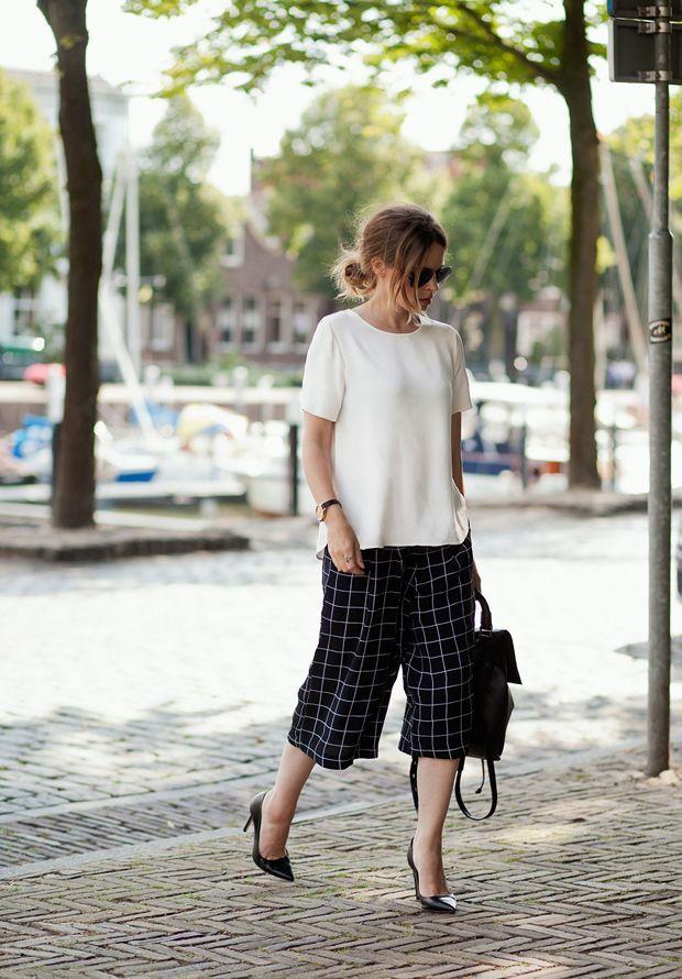 Welche Taschen kaufen Sie diesen Sommer Culotte style