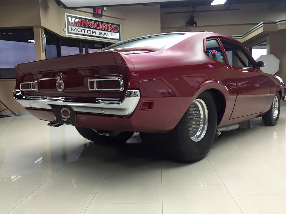 FB Just in built 1970 Maverick 557CI BUILT!!! www.VanguardMotorSales ...