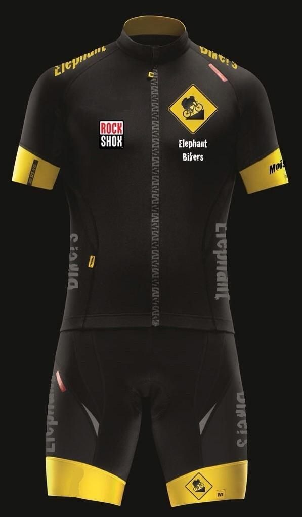 b73a5c288 Customized ! New Arrival Elephant Bikers Mavic Cycling Jersey Bike Clothes  China Short Ropa Ciclismo