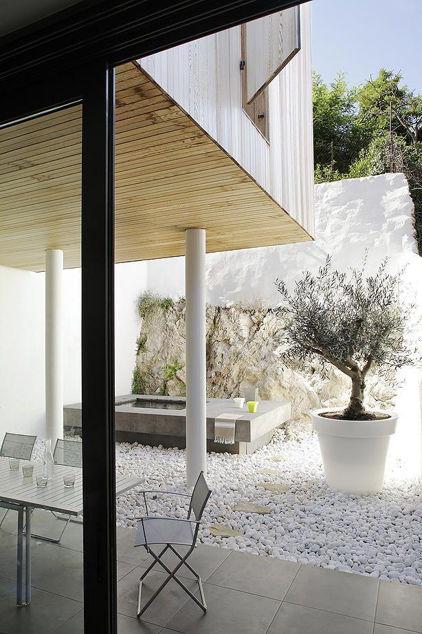 Atelier d\u0027Architecture Yvann Pluskwa MAISON PL ARQ PATIOS