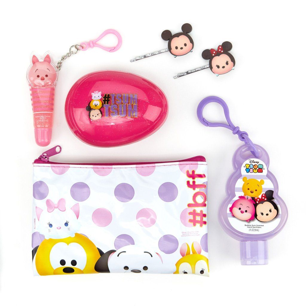 Tsum Tsum Glamorous Cosmetic Set Cosmetic Sets Scented Hand
