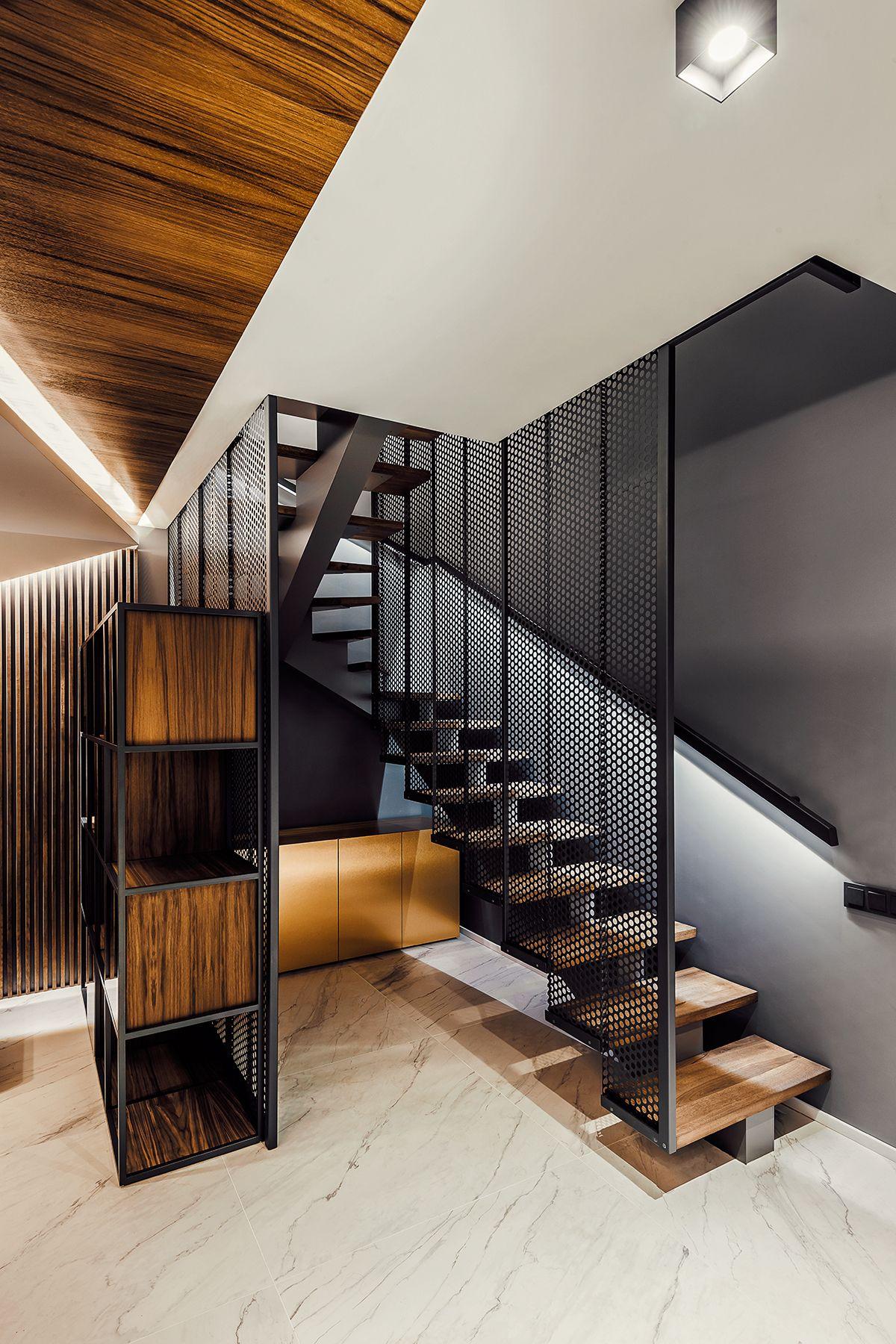 E6 With images   Apartment interior design, Stairs design