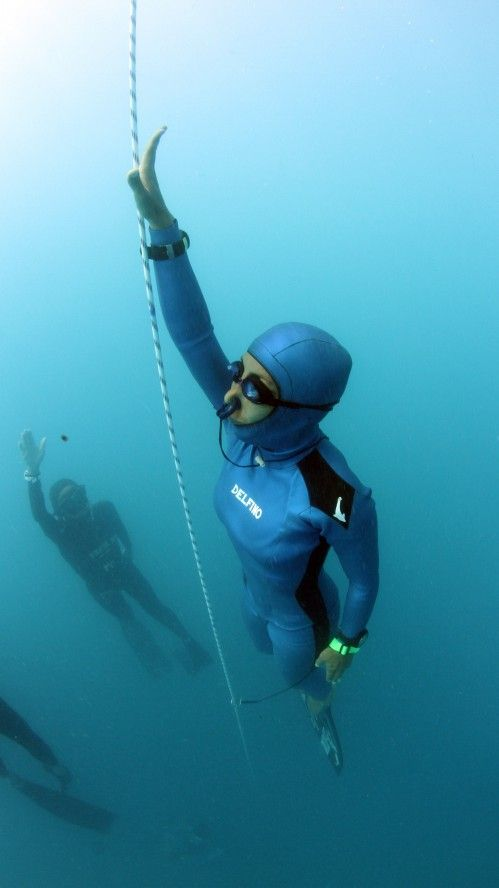 Best Destinations For Freediving: Mimi Ascends -- Pretty Cool Free Diving Blog From Vertical
