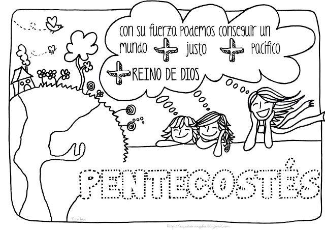 Qué celebramos en Pentecostés? Ficha ¿Qué significa Pentecostés ...