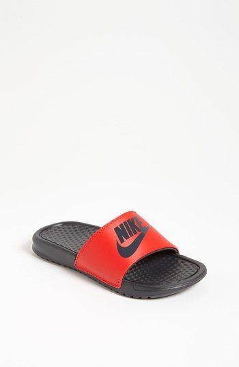 19bd861b1 Nike  Benassi  Sandal (Toddler