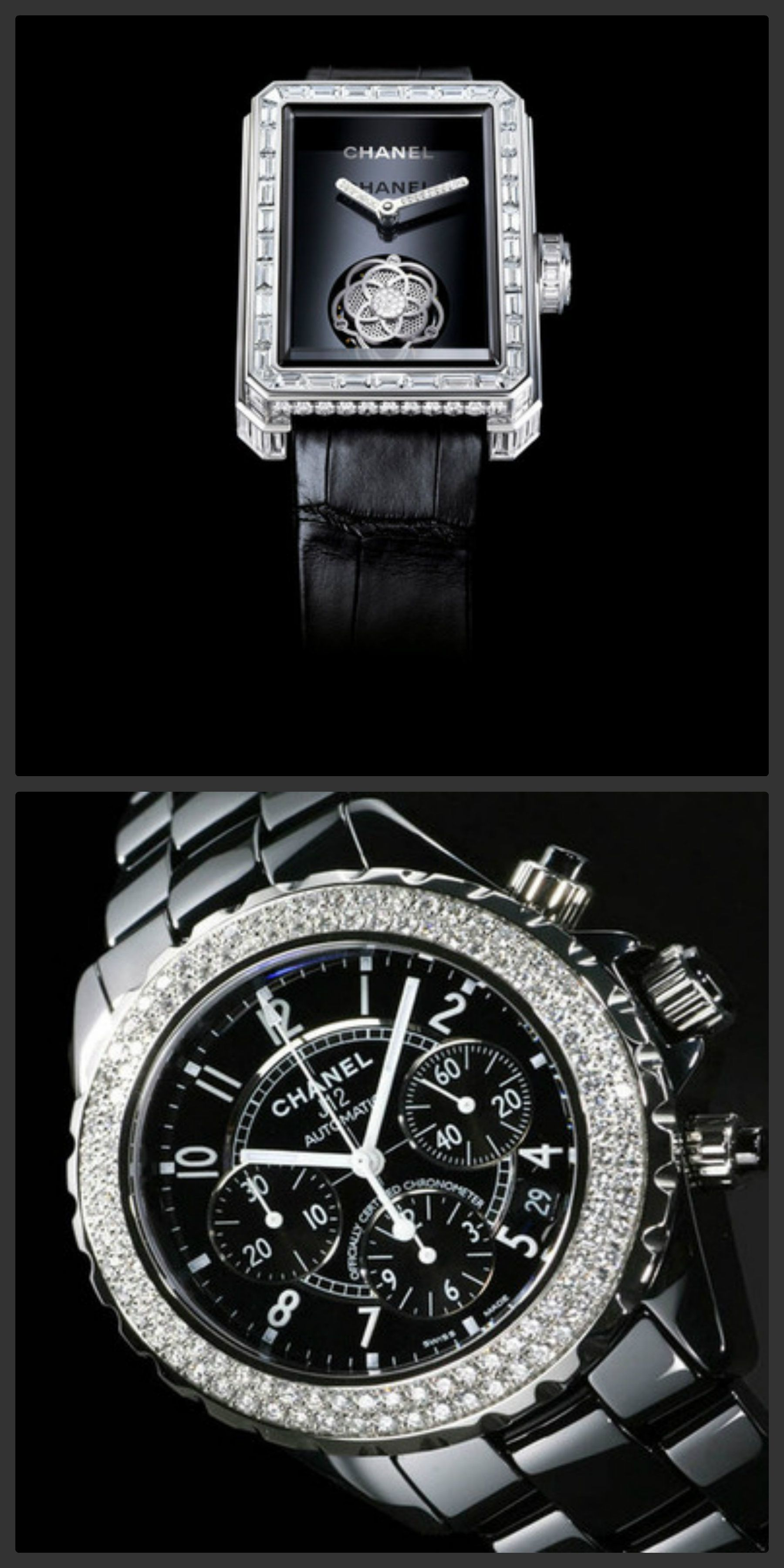 850f5d4a822a Chanel diamond watches