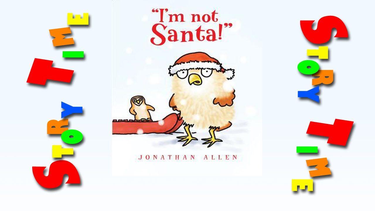 im not santa holiday short christmas story