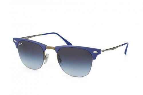 fed01c3609 Очки Ray-Ban LightRay Clubmaster RB8056-165-8G Blue   Ruthenium ...