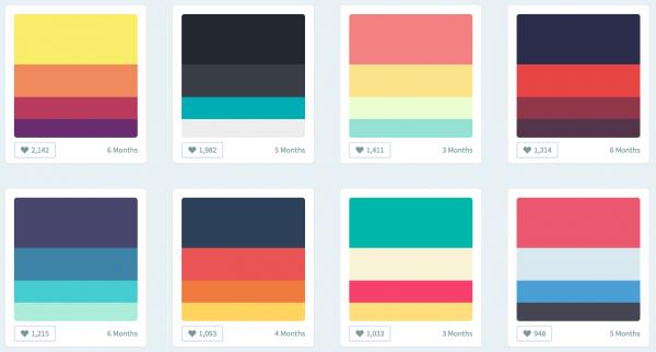 Pitcrit Best Sites For Color Palettes Color Palette Challenge Color Schemes Colour Palettes Color Palette Generator