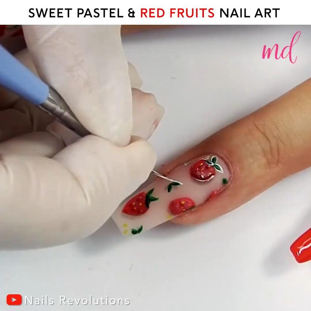 Top Summer Nail Art Tutorials Video In 2020 Nail Art Nail Art Designs Videos Nails