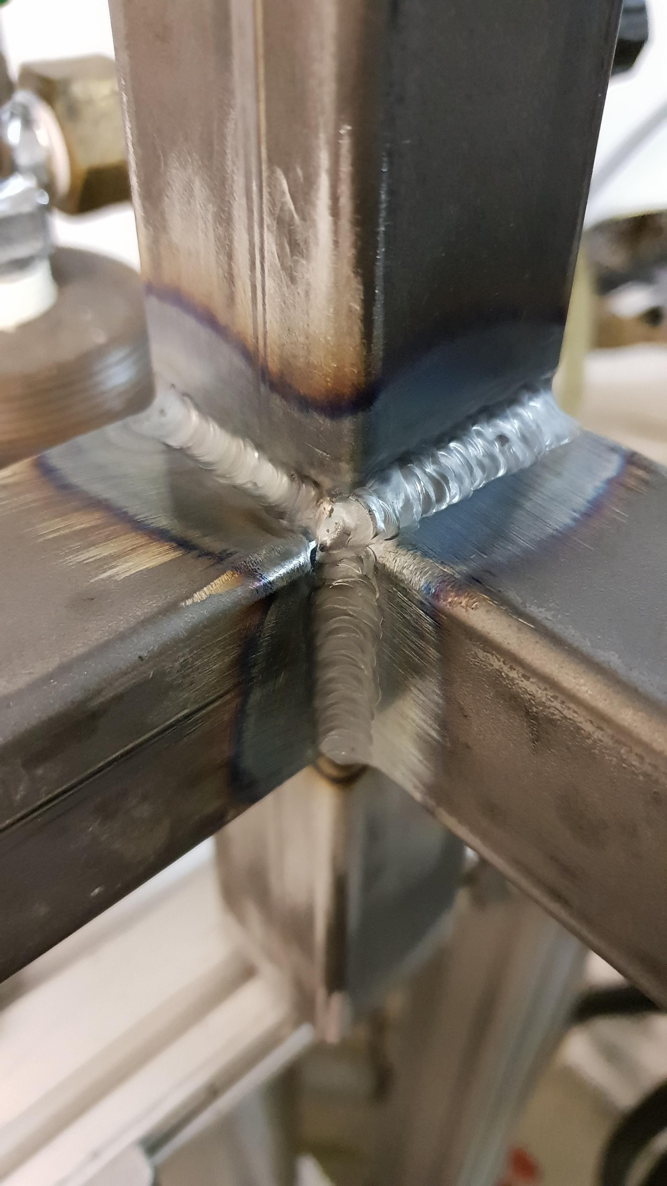 1 Week Into Tig Welding Welding Tig Welding Welding And Fabrication