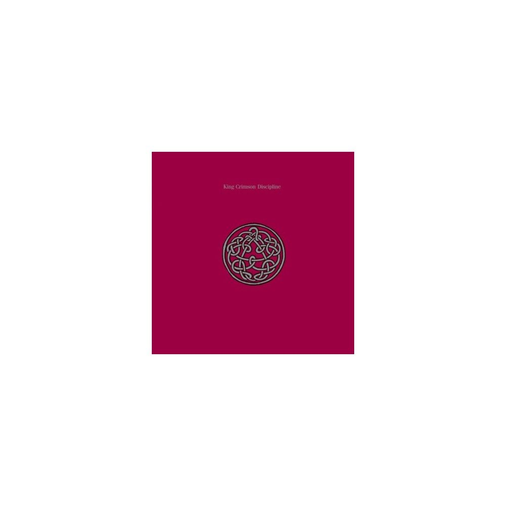 King Crimson Discipline Vinyl Vinyl Crimson