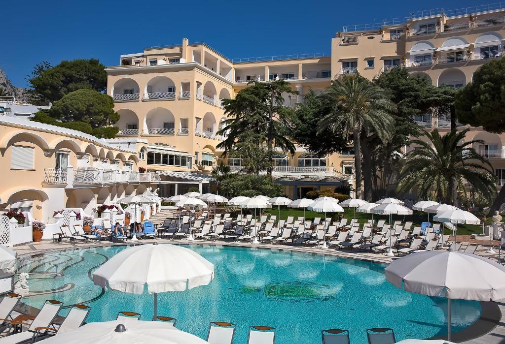 Grand Hotel Quisisana Grand hotel, Hotels and resorts